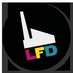Realizado en estupenda forma física y mental por LFD, La Factoría Digital